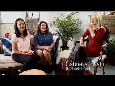 Starting a Bridal Shop with Gabriella Risatti of Gabriella Bridal