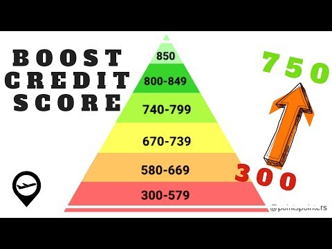 5 Tips to Improve Your CREDIT SCORE FAST + 1 BONUS Trick