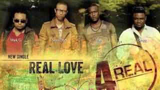 4REAL - REAL LOVE ' New single 2013 ( kizomba/kompa)