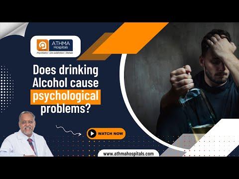 Does Alcohol Drinking Cause Psychological Problems? | Tamil | Dr.K.Ramakrishnan | Athma Hospital