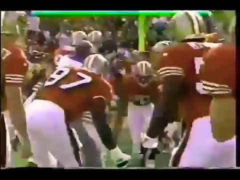 1994 NFC Championship 12-4 dallas at 13-3 49ers.