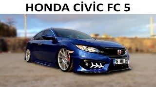 HONDA CİVİC FC5 - BKNAİR - MAK PRODUCTION (GZM) - İZMİR | HD