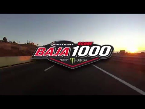 2015 Bud Light SCORE BAJA 1000 Highlights - Brenthel Industries
