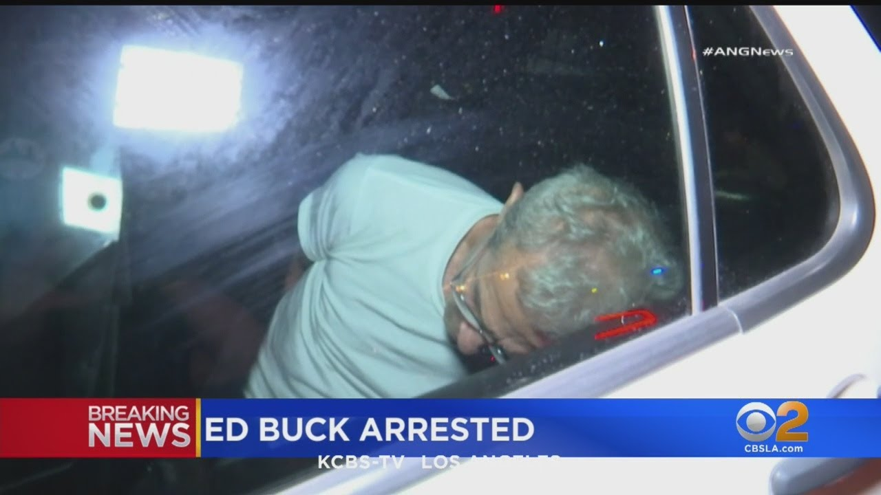 Democratic donor Ed Buck charged with running 'drug den' after another man overdosed in Los Angeles home