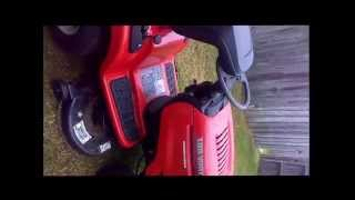 How to by pass seat switch on lawn mower