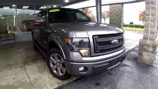 Walkaround review 2013 Ford F150 R01054