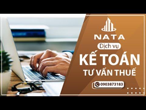 Hướng dẫn cách tra cứu tờ khai thuế và nộp thuế điện tử | CTY NATA