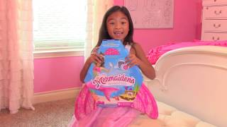 Dreams Do Come True Live Mermaid's Tale 1 In our Pool | Toys Academy
