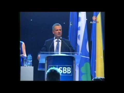 Centralni skup SBB BiH Zetra, 04.10.2012. - prvi dio