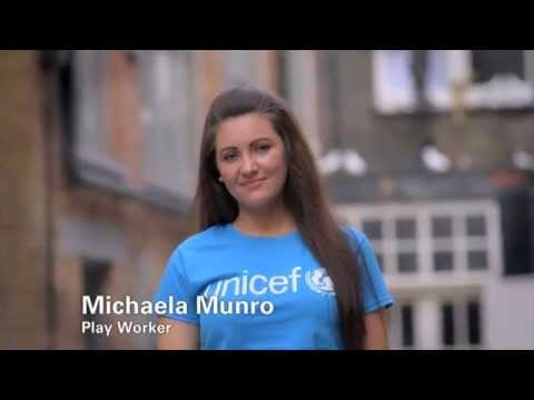 Unicef Flying Scot Michaela Munro travels to Guyana to #PutChildrenFirst
