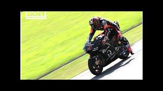 Zarco takes pole for MotoGP