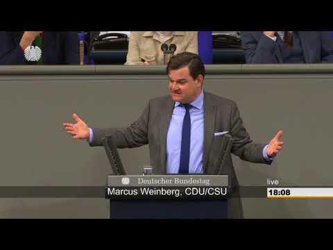 Marcus Weinberg: Ausbau der Kindertagesbetreuung [Bundestag 23.03.2017]