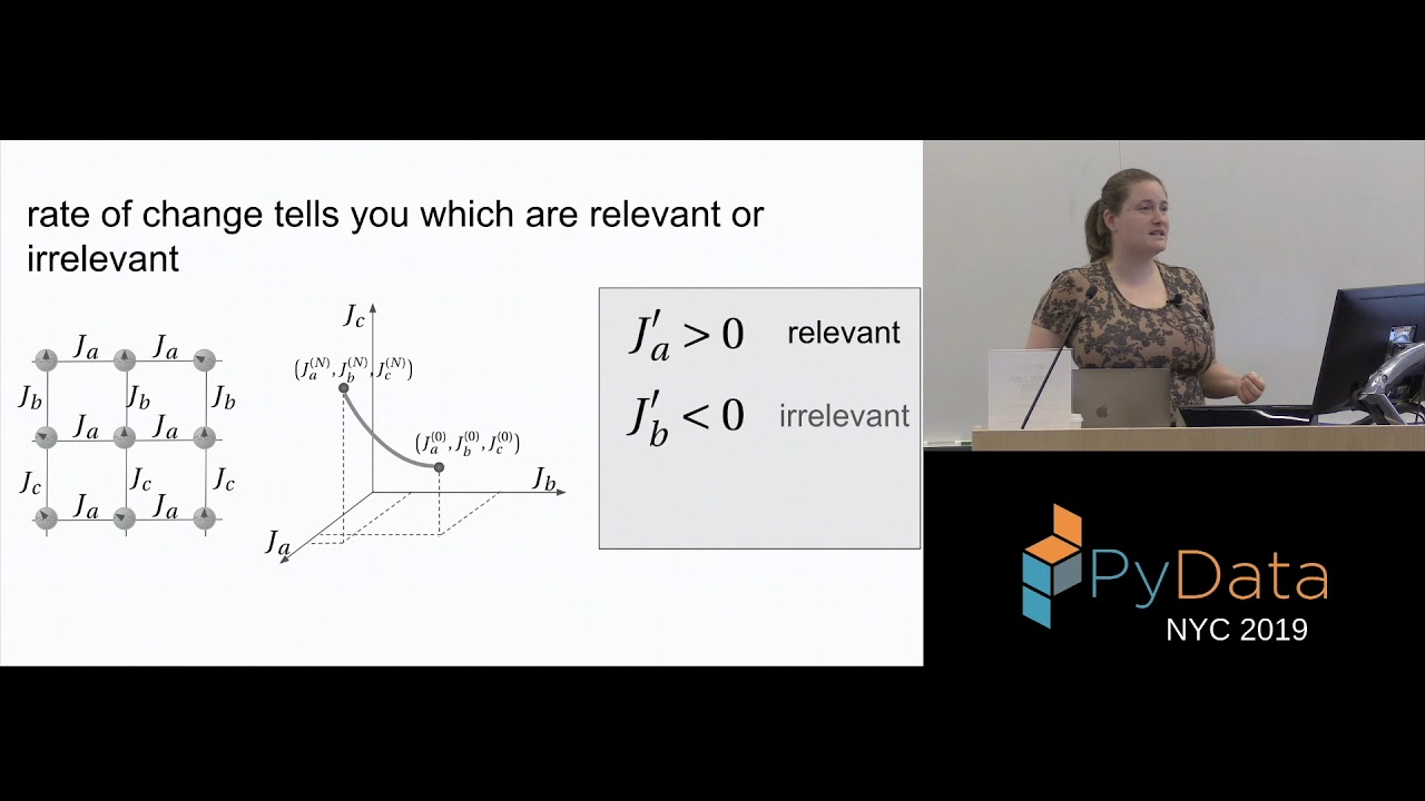 Image from The physics of deep learning using tensor networks