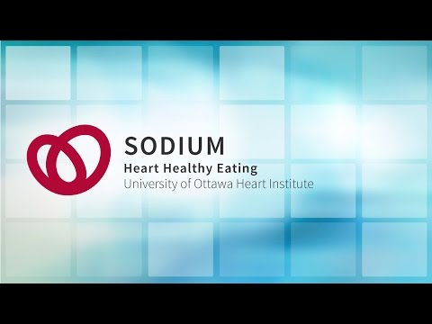Healthy Eating Tips: Sodium Reduction