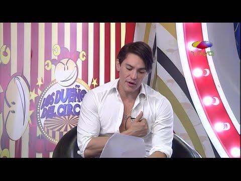 Adenz Naranjo Pide Disculpas A Dalisa Alegría - Los Dueños Del Circo Tv