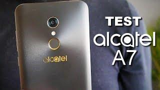 Test : Alcatel A7