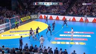 Mondial 2017 M9 finale - France 33-26 Norvège [2017-01-29]