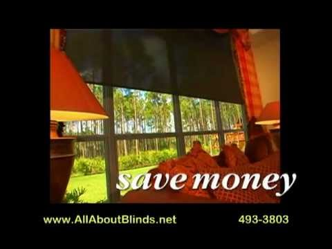 All About Blinds& Shutters Jacksonville, FL