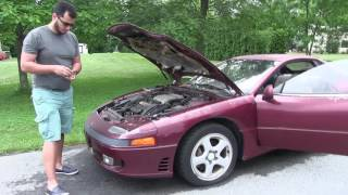i bought the worst mitsubishi 3000gt vr4 in the world