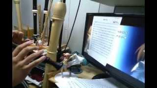 めだかボックス アブノーマル OP【BELIEVE】をリコーダーで吹いてみた めだかボックス アブノーマル 検索動画 20