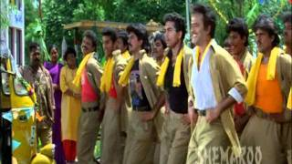 Baasha Songs - Nenu Auto Vanni Song - Rajnikanth, Nagma