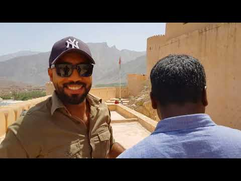 Some snippets from our trip to Nakhal Fort بعض المقتطفات من رحلتنا لقلعة نخل