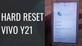 Cara Hard Reset Vivo Y21