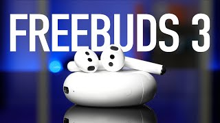 Обзор Huawei Freebuds 3. Airpods для Android!