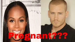 Tika Sumpter Pregnant By The Haves And The Have Nots Co Star