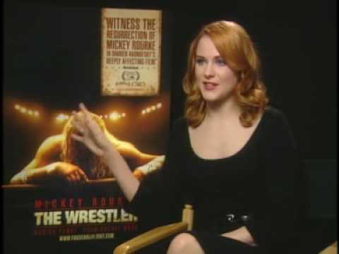Evan Rachel Wood Interview For