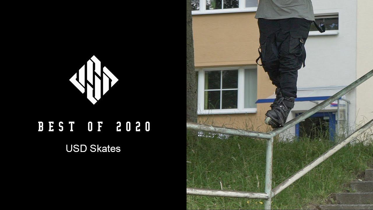 USD Skates - Best of 2020