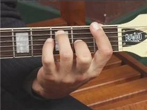 Play F7 Chord on the Guitar: Root Position : Guitar Chord Dictionary ...