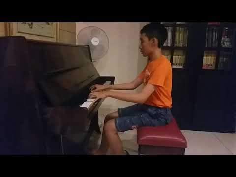 Cinta untuk Mama - piano version by Nathaniel A. Muljanto