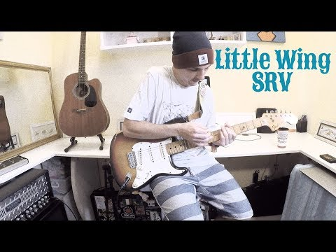 Stevie Ray Vaughan - Little Wing Intro