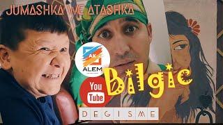 Jumashka we Bilgic (Turkmen prikol 2021) degishme vine prikollar Turkmenkino