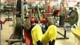 Workout ronnie coleman leg Ronnie Coleman