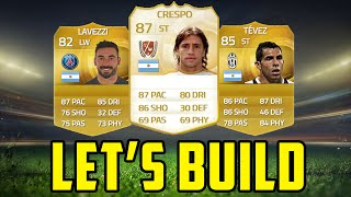 Fifa 15 Let's Build - Goalkeeper Fail - Argentina Team FT. Legend Crespo Thumbnail