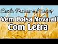 Vem Coisa Nova Aí (Com letra / Legendado) Carla Freitas & Moisés (Video Letra - Lançamento 2017))