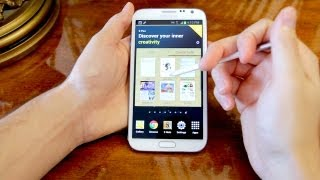 Samsung Galaxy Note 2 (II) Review!
