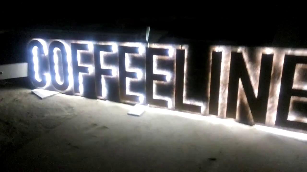 Своими руками буквы из светодиодов фото 86