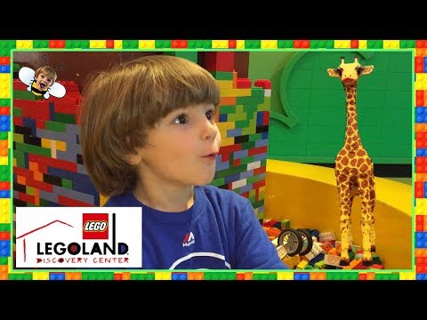 LEGOLAND Family Fun Amusement Theme Park for kids Children Play Area BusyBee's Toy Review
