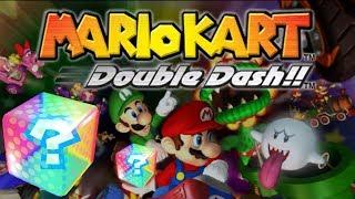 Mario Kart Double Dash PURELY RANDOM ITEMS All Cup Tour! thumbnail