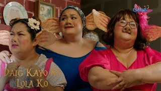 Daig Kayo Ng Lola Ko: Three Little Biiks in danger