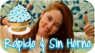 Postre de Chocolate SIN HORNO | Kika Nieto