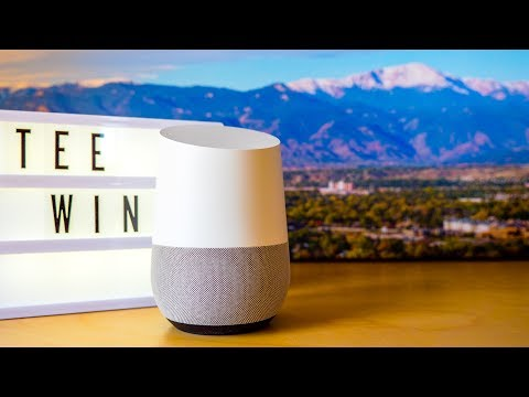 Google Home Overview with Amazon Prime Music through Chromecast