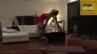 Yoga для обычных женщин -  видео урок вторник