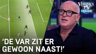 """Analisten blikken terug op VAR-moment Ajax - Chelsea: """"We zijn genaaid"""""""
