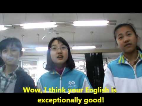 visiting beijing school 2013