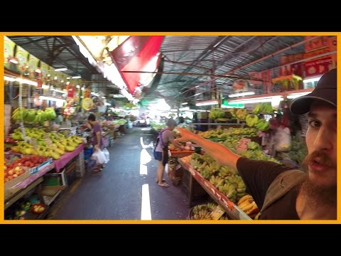 BEST FRUIT MARKET IN BANGKOK: KHLONG TOEY