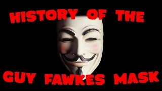 Today in Nerd History: History of the Guy Fawkes Mask!